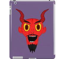 Devil Face iPad Case/Skin