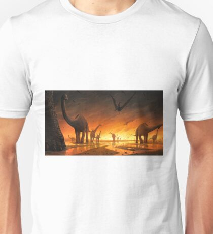 Exodus - Death of the Dinosaurs T-Shirt
