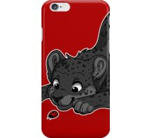Little Black Leopard iPhone Case/Skin