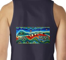 Our World in Acrylic Tank Top