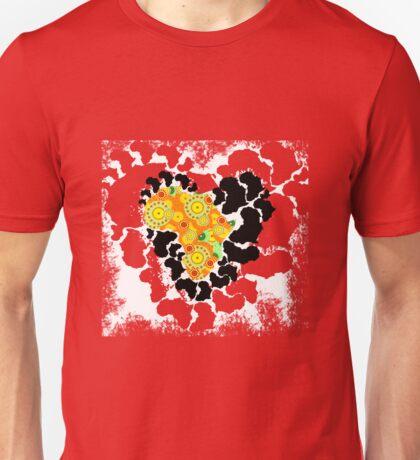 africa love Unisex T-Shirt