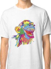 Laughing Ape – Multicoloured Classic T-Shirt