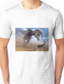 Cretaceous Showdown Unisex T-Shirt