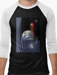 spherical trinity Men's Baseball ¾ T-Shirt