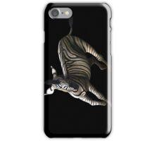 Zebra Cutout iPhone Case/Skin