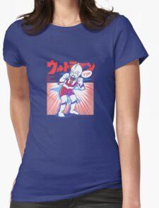 Ultraman 50th Anniversary Womens Fitted T-Shirt