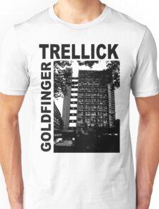 Trellick Tower, Erno Goldfinger Unisex T-Shirt