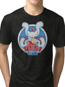 ALBI_GER Logo Tri-blend T-Shirt