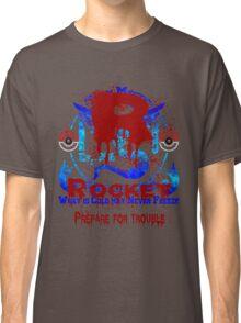 Team Rocket (Mystic Motto) Classic T-Shirt
