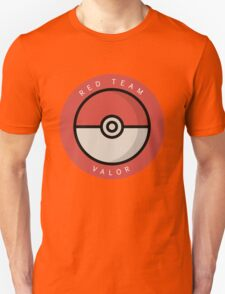 Red Team Valor Unisex T-Shirt