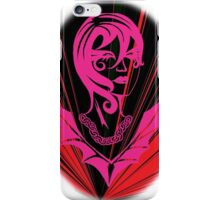 Sanity in Disguise (pink) iPhone Case/Skin