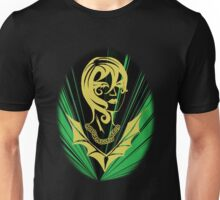 Sanity in Disguise (green) Unisex T-Shirt