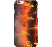 City Under Fire iPhone Case/Skin