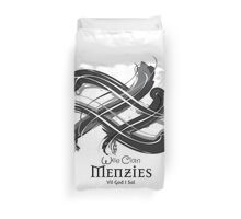 Wee Clan Menzies Duvet Cover