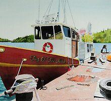 Tug O' The North by Douglas Hunt