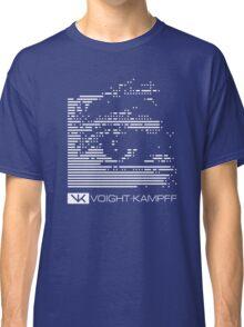 VOIGHT-KAMPFF TEST - BLADE RUNNER Classic T-Shirt