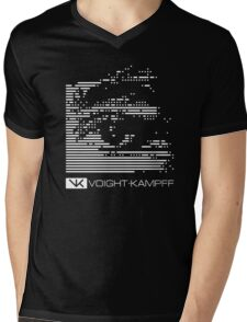 VOIGHT-KAMPFF TEST - BLADE RUNNER Mens V-Neck T-Shirt