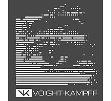 VOIGHT-KAMPFF TEST - BLADE RUNNER Photographic Print