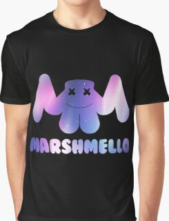 Marshmello - Cool Graphic T-Shirt