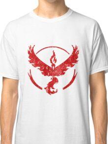Pokemon,Team Valor Classic T-Shirt