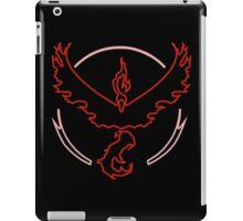 Team Valor - Pokemon Go iPad Case/Skin