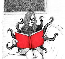 Reading by stardixa