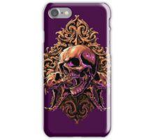 Skull Art iPhone Case/Skin