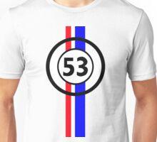 HERBIE 53 - THE LOVE BUG (2) Unisex T-Shirt