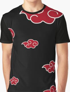 Special Edition || red cloud Akatsuki Graphic T-Shirt