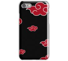 Special Edition || red cloud Akatsuki iPhone Case/Skin