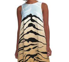 tiger mountain A-Line Dress