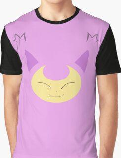 Pokemon - Skitty / Eneko Graphic T-Shirt