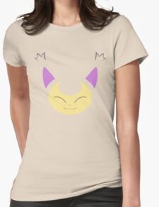 Pokemon - Skitty / Eneko Womens Fitted T-Shirt
