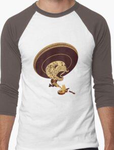 Monterrey Fire Men's Baseball ¾ T-Shirt