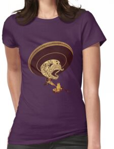 Monterrey Fire Womens Fitted T-Shirt