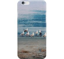 In the line for food iPhone Case/Skin
