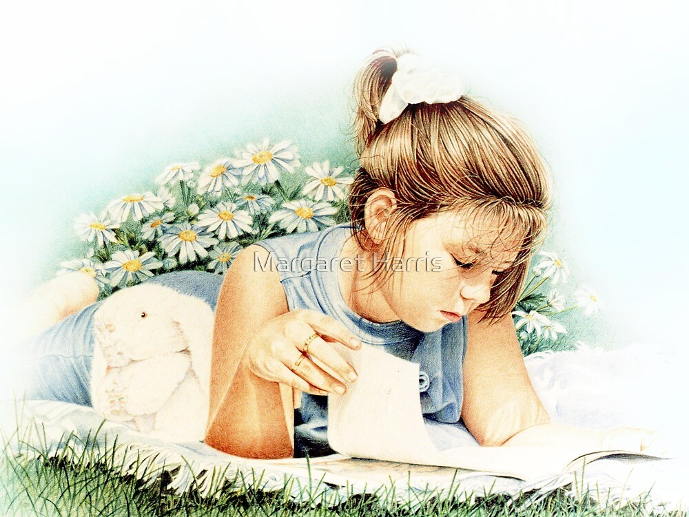 Sunshine Reader by Margaret Harris