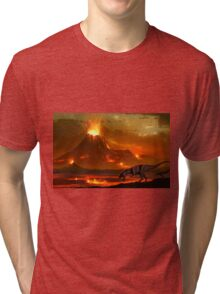 End of Days Version II Tri-blend T-Shirt