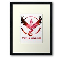 The Red Team Framed Print