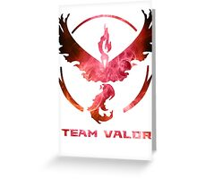 The Red Team Greeting Card