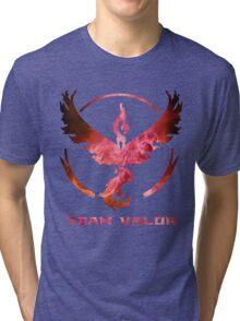The Red Team Tri-blend T-Shirt