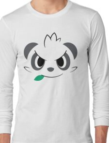 Pokemon - Pancham / Yancham Long Sleeve T-Shirt