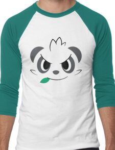 Pokemon - Pancham / Yancham Men's Baseball ¾ T-Shirt