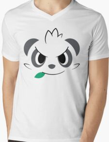 Pokemon - Pancham / Yancham Mens V-Neck T-Shirt