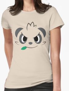 Pokemon - Pancham / Yancham Womens Fitted T-Shirt