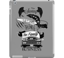 The Family Business iPad Case/Skin