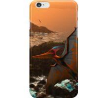 Pteranodon sternbergi iPhone Case/Skin