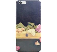 Roses and secrets iPhone Case/Skin
