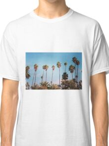 palm trees again Classic T-Shirt