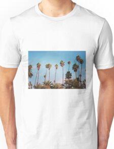 palm trees again Unisex T-Shirt